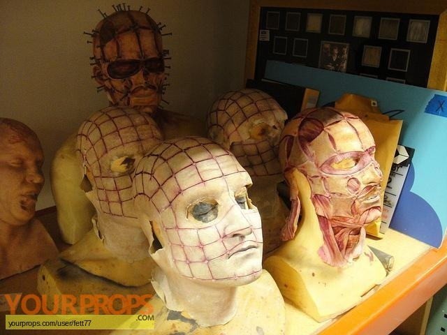 Hellraiser  Revelations original production material