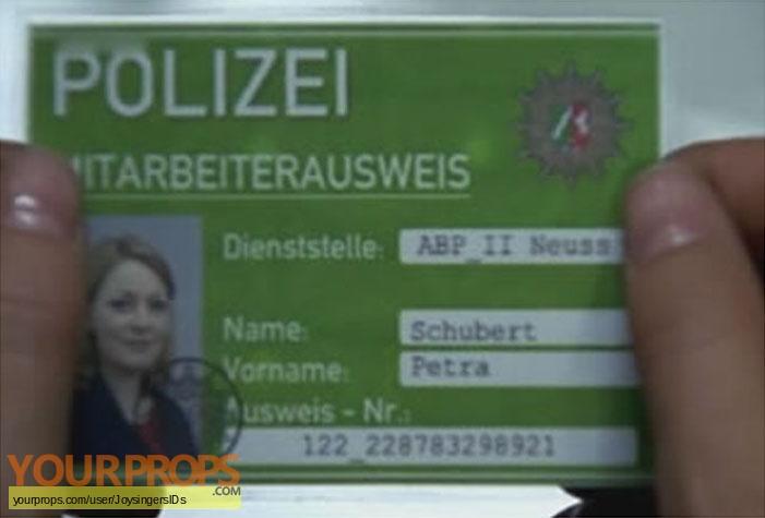 Alarm f r Cobra 11 - Die Autobahnpolizei replica movie prop