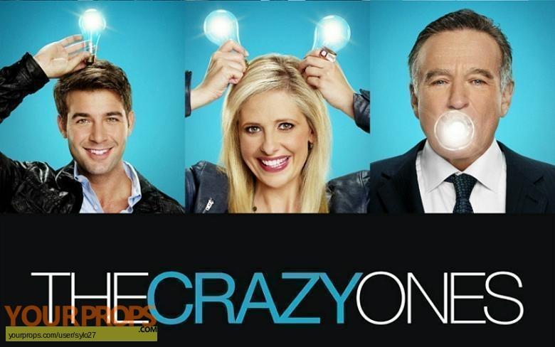 The Crazy Ones original movie prop