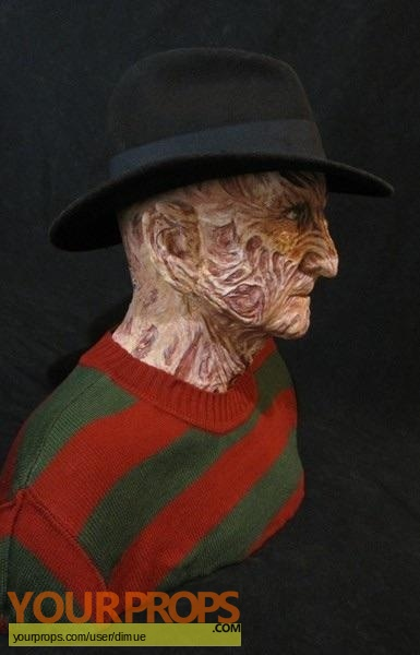 A Nightmare On Elm Street original production material