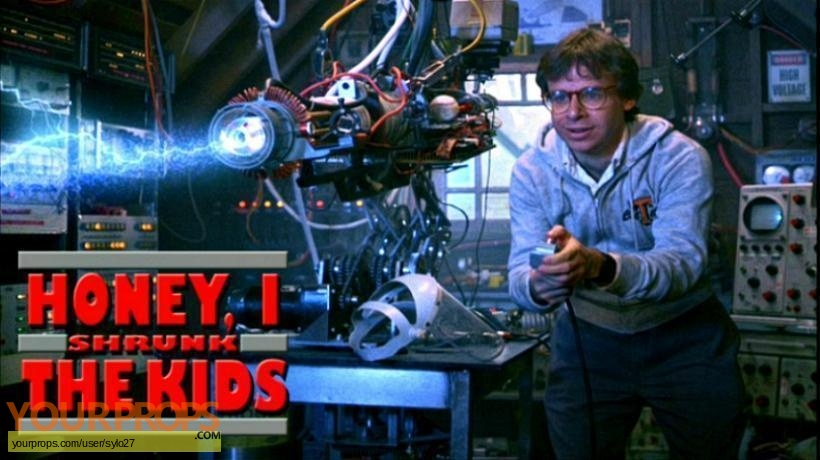 Honey  I Shrunk the Kids original movie prop