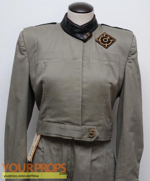 Babylon 5 original movie costume