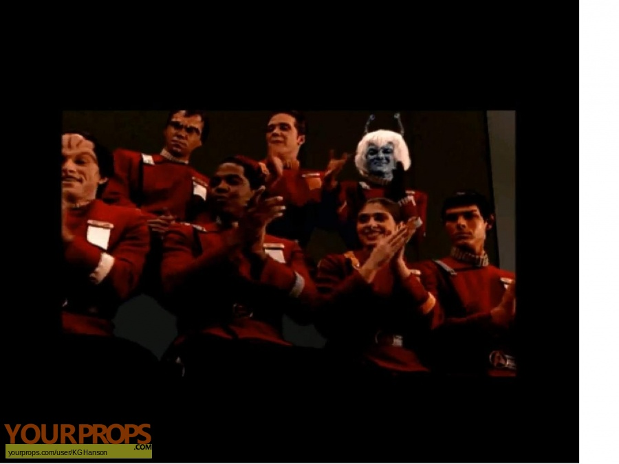 Star Trek  Starfleet Academy (video game) original movie costume