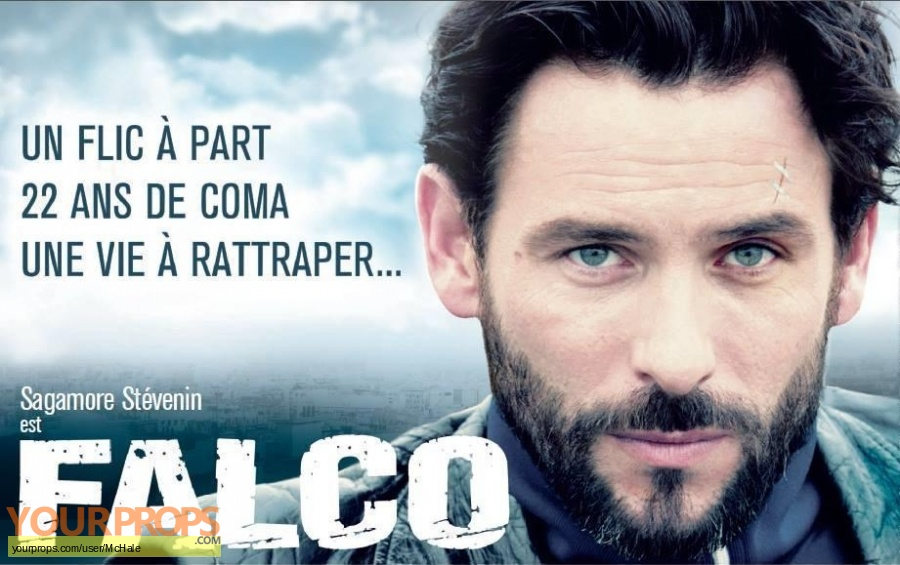 Falco replica movie prop