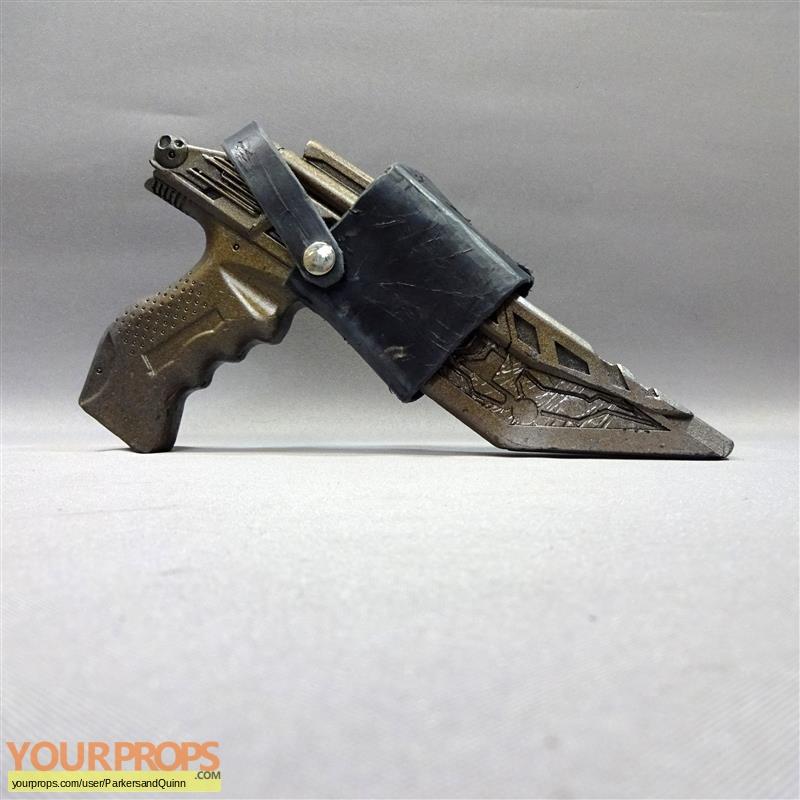 Defiance original movie prop weapon