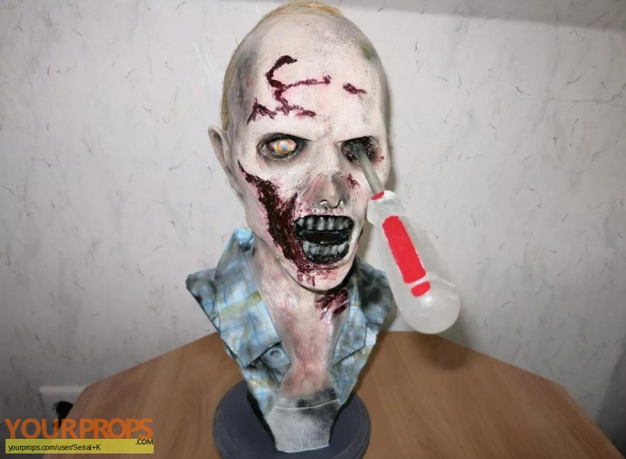 The Walking Dead replica movie prop