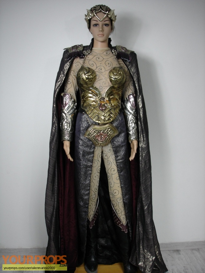 Masters of the Universe original movie costume