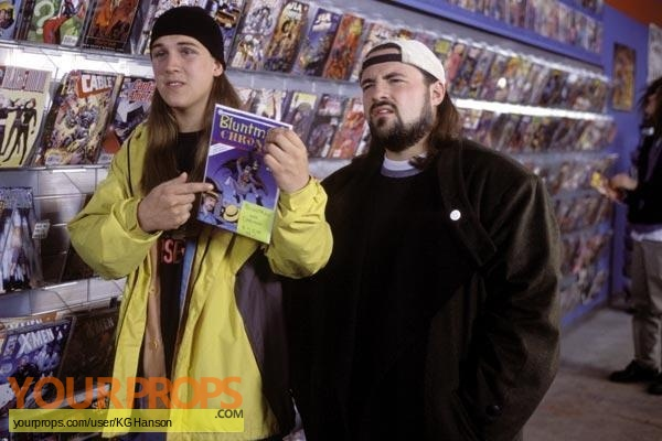 Jay and Silent Bob Strike Back original movie costume