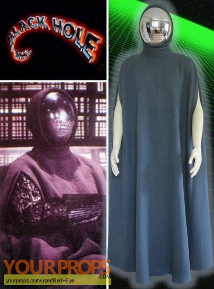 The Black Hole replica movie costume