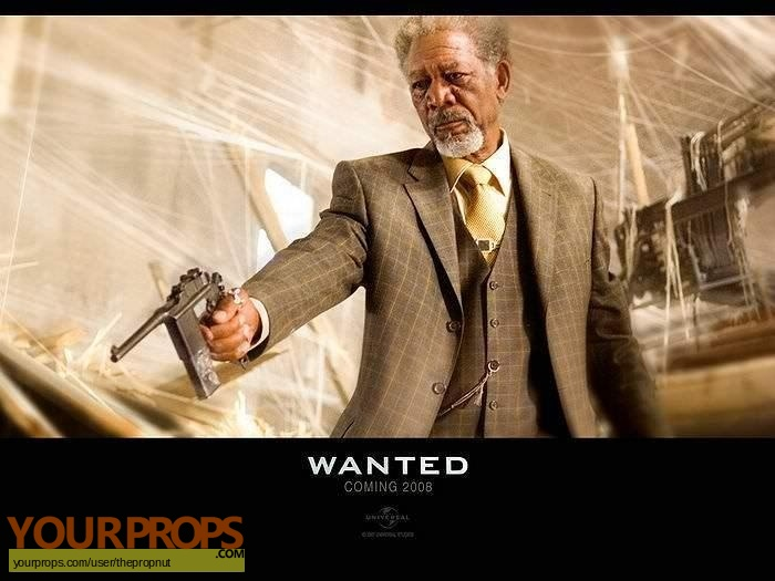 Wanted original movie costume