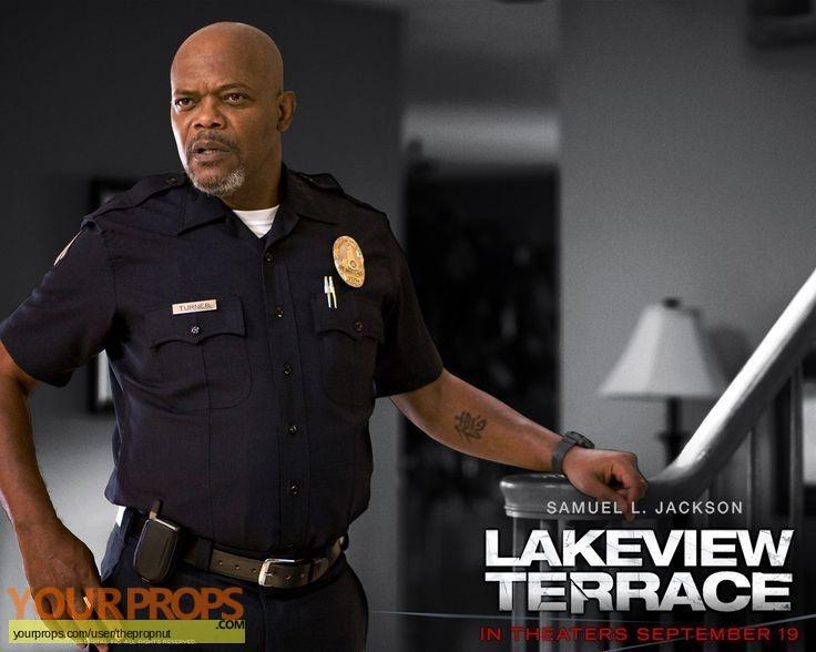 Lakeview Terrace original movie prop