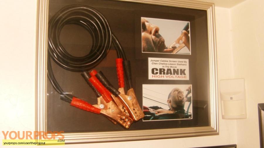Crank  High Voltage original movie prop