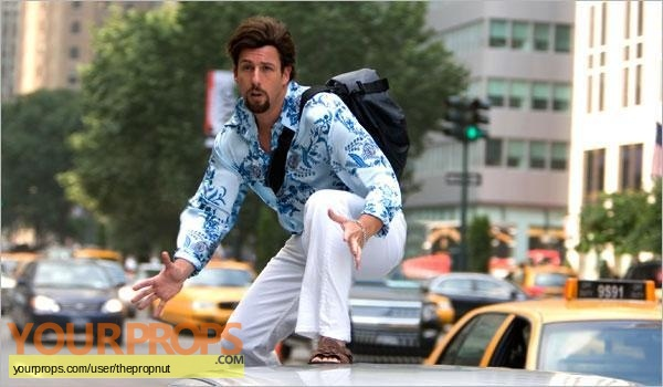 You Dont Mess With The Zohan original movie prop
