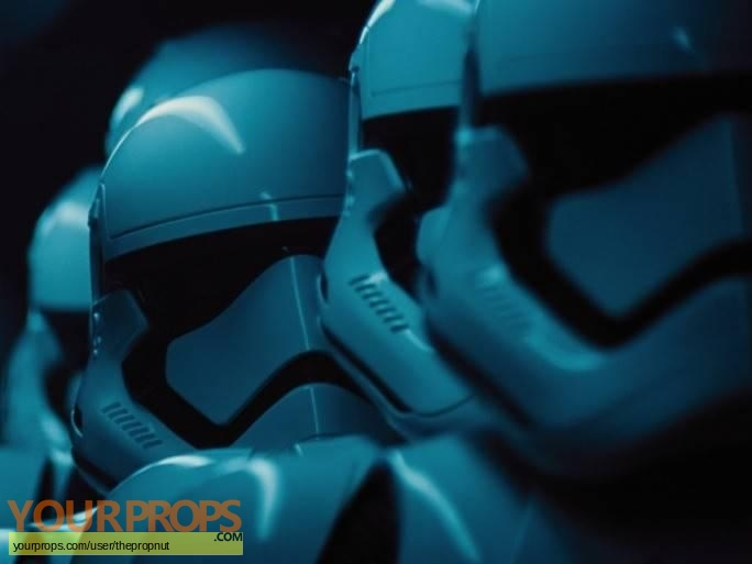 Star Wars  The Force Awakens replica model   miniature