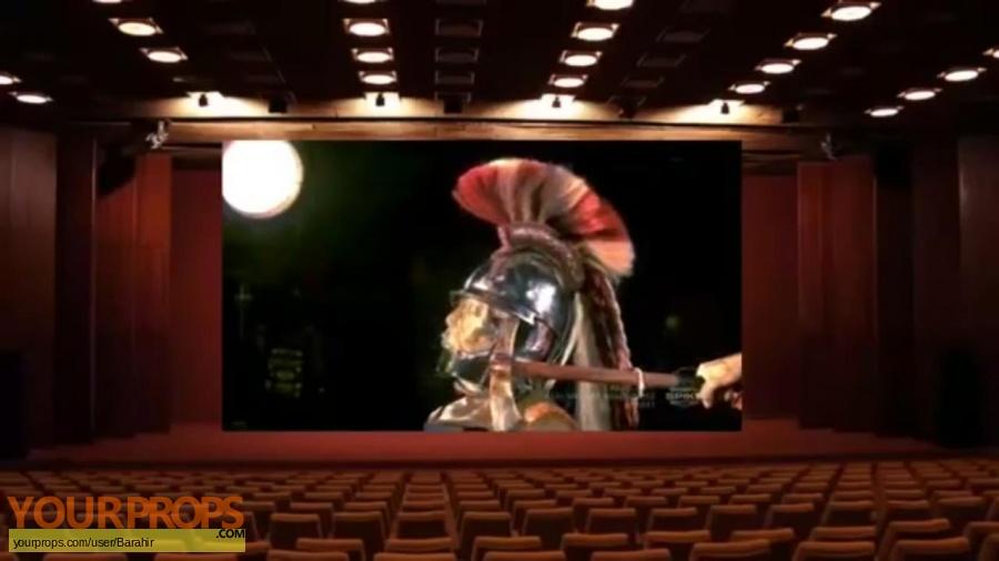 Deadliest Warrior original movie prop weapon