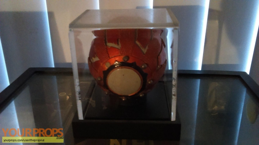 Spider-Man 3 original movie prop weapon