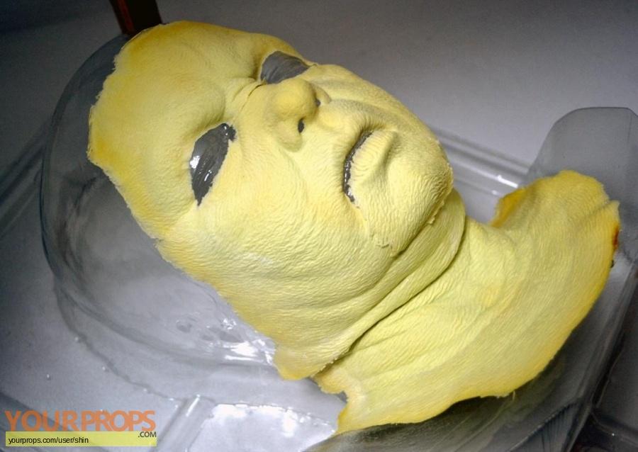 The Ring original make-up   prosthetics