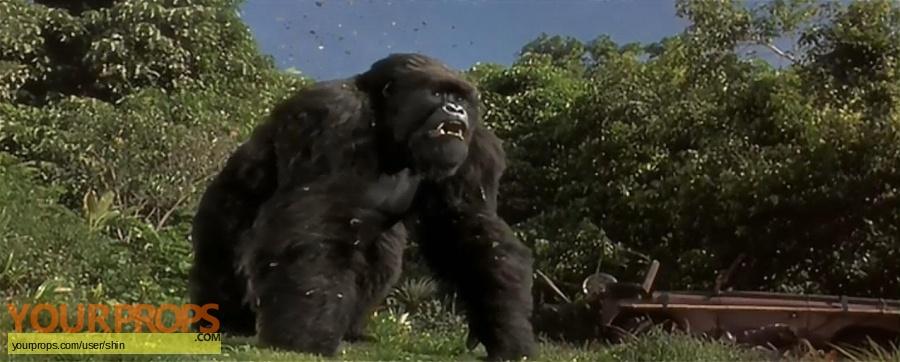 Mighty Joe Young original movie prop