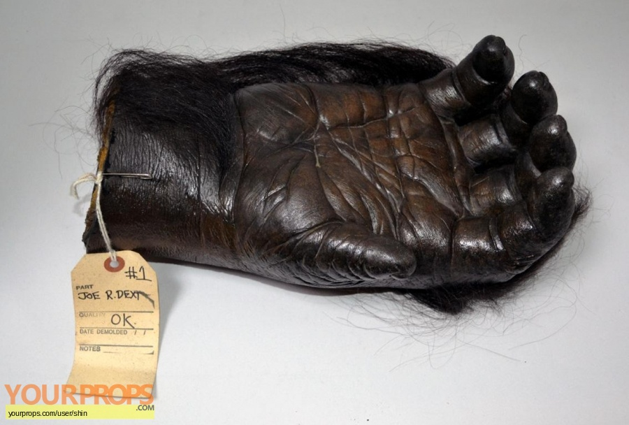 Mighty Joe Young original movie prop