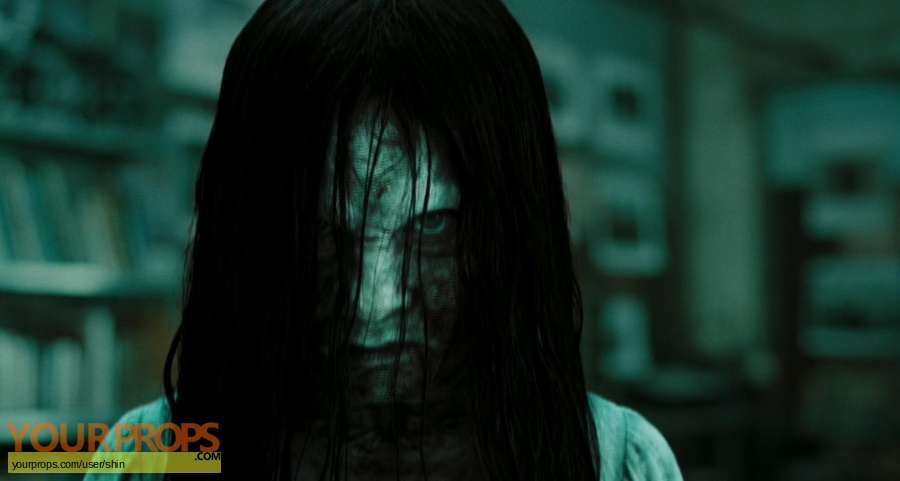 The Ring original make-up   prosthetics