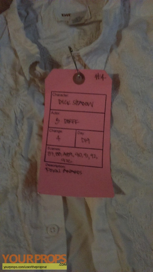 Bucky Larson  Born to Be a Star original movie costume