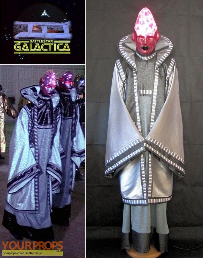Battlestar Galactica replica movie costume