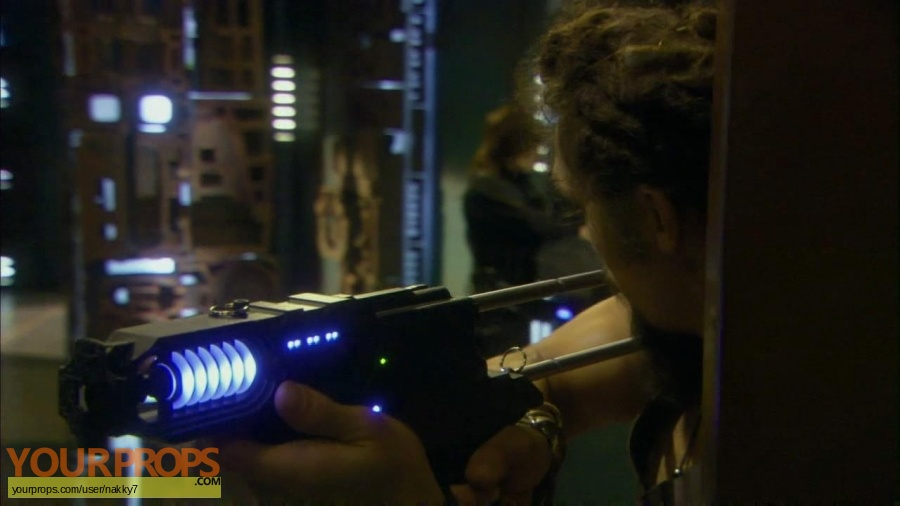 Stargate Atlantis original movie prop weapon