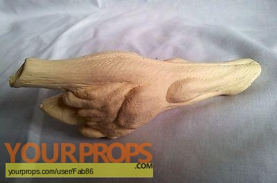 Jurassic Park 3 original movie prop
