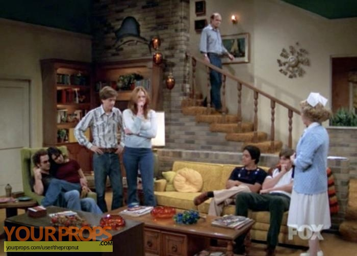 That 70s Show swatch   fragment set dressing   pieces