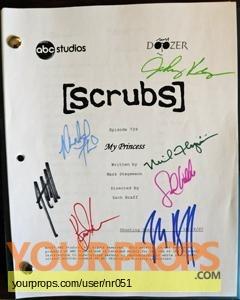 Scrubs original movie prop