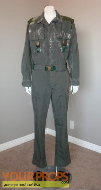 Battlestar Galactica  Blood and Chrome original movie costume