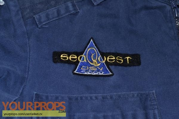 SeaQuest DSV original movie costume