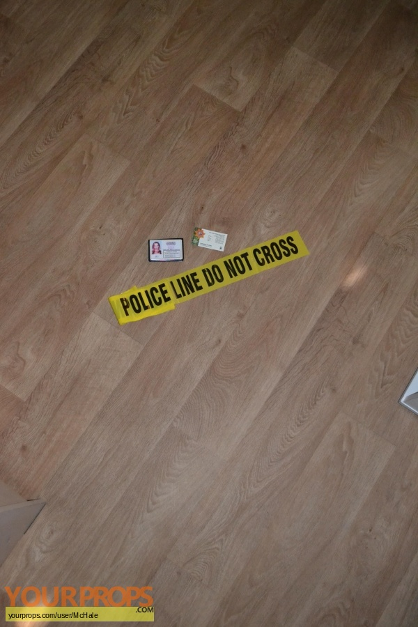 CSI  Crime Scene Investigation replica movie prop