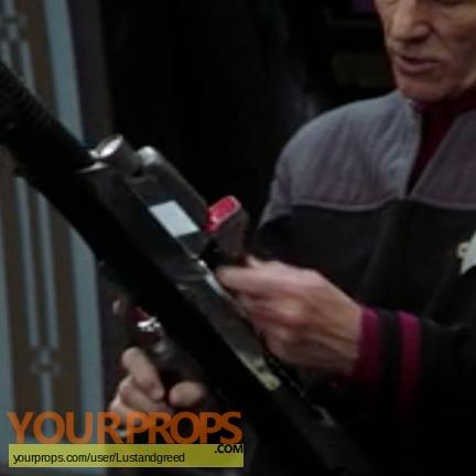 Star Trek  Nemesis original movie prop
