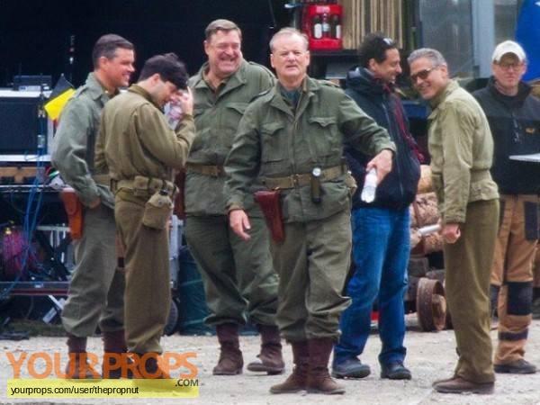 The Monuments Men original movie costume
