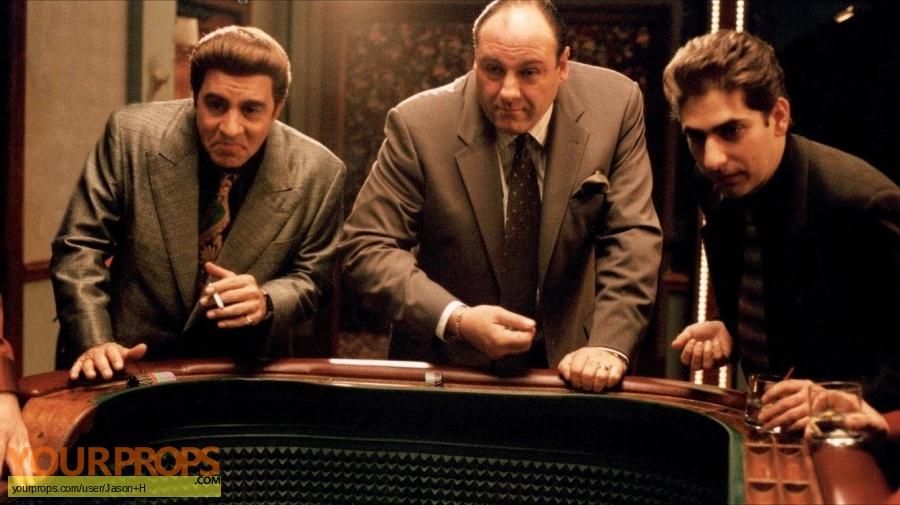 The Sopranos original movie costume