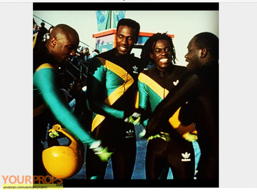 Cool Runnings original movie costume