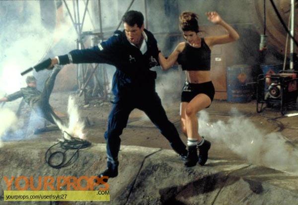 James Bond  The World Is Not Enough original set dressing   pieces