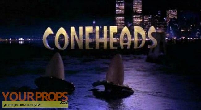 Coneheads original model   miniature