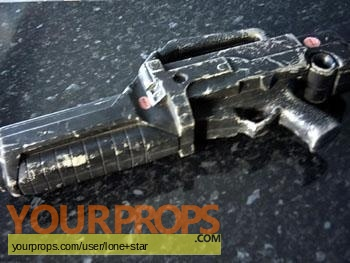 Space Truckers original movie prop weapon
