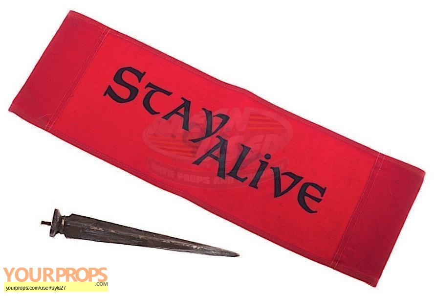 Stay Alive original movie prop