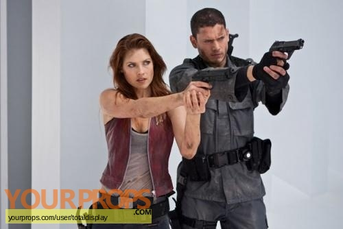 Resident Evil  Afterlife original movie costume
