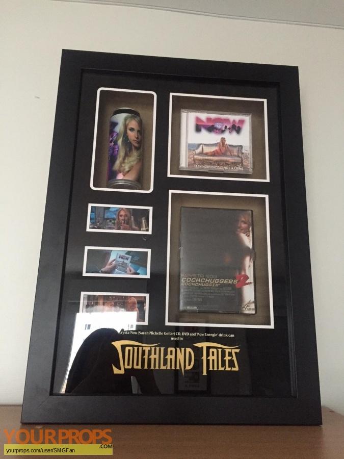 Southland Tales original movie prop