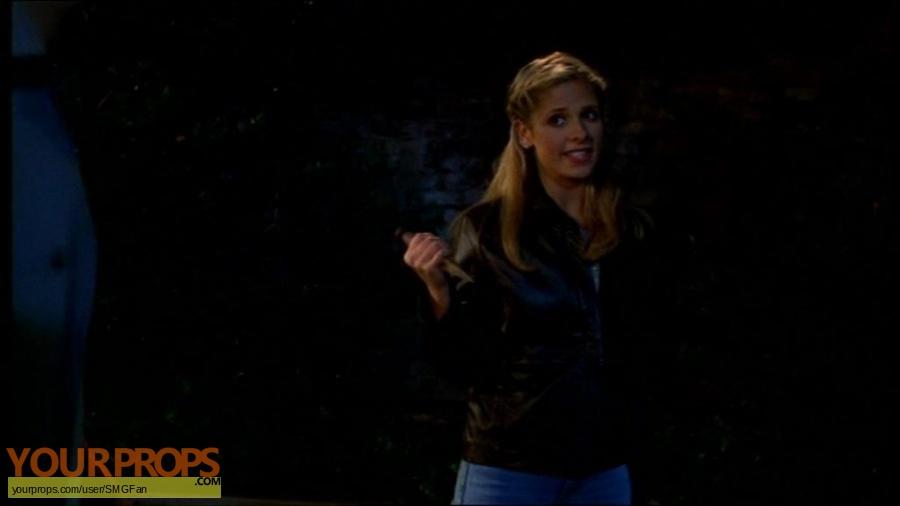 Buffy the Vampire Slayer original movie prop