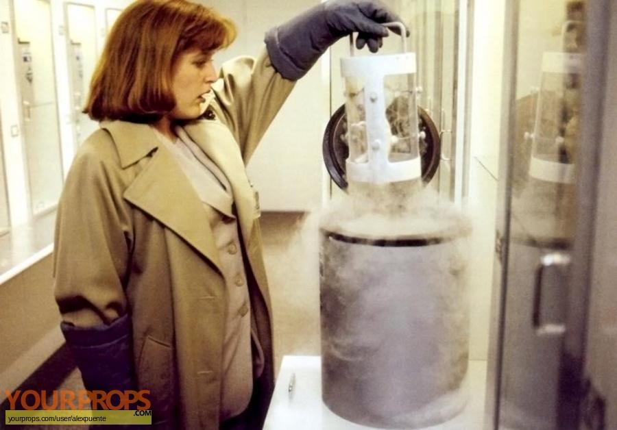 The X Files original movie prop