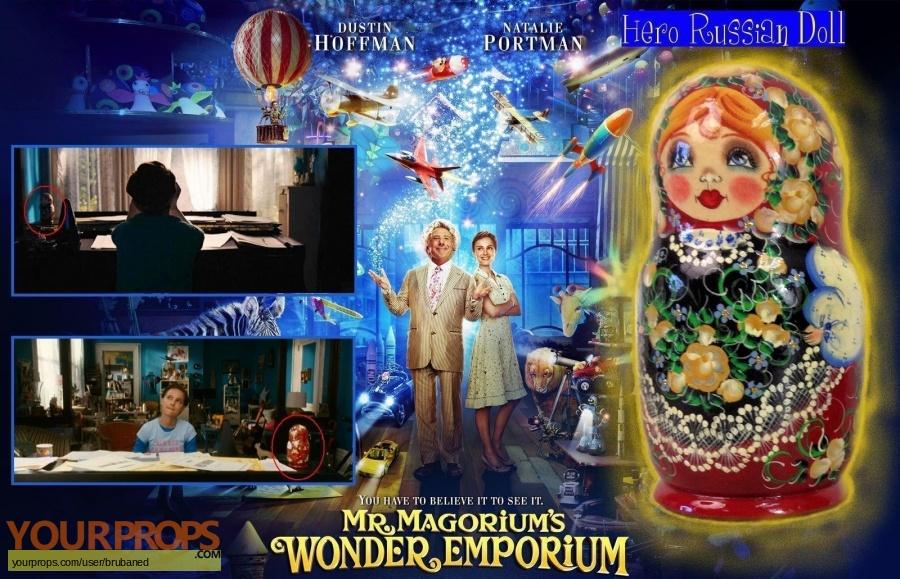 Mr  Magoriums Wonder Emporium original set dressing   pieces
