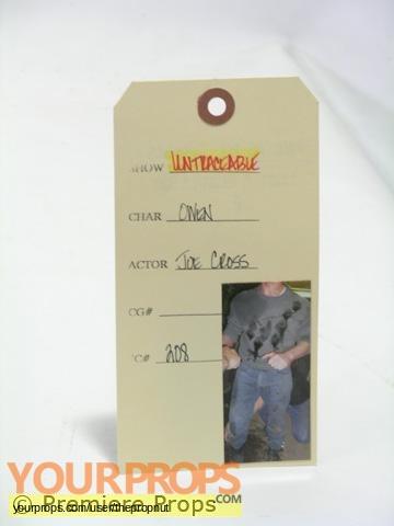 Untraceable original movie costume