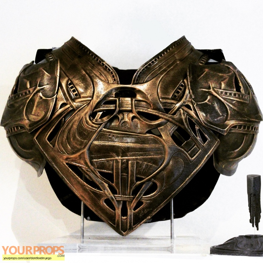 Man of Steel replica movie costume