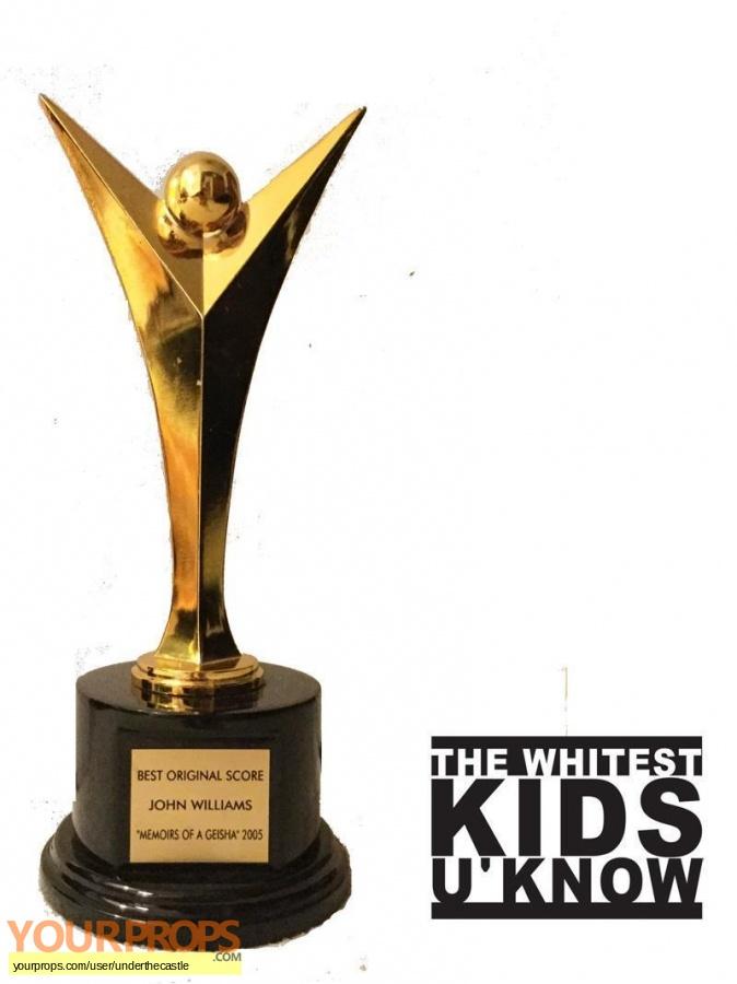 The Whitest Kids UKnow original set dressing   pieces