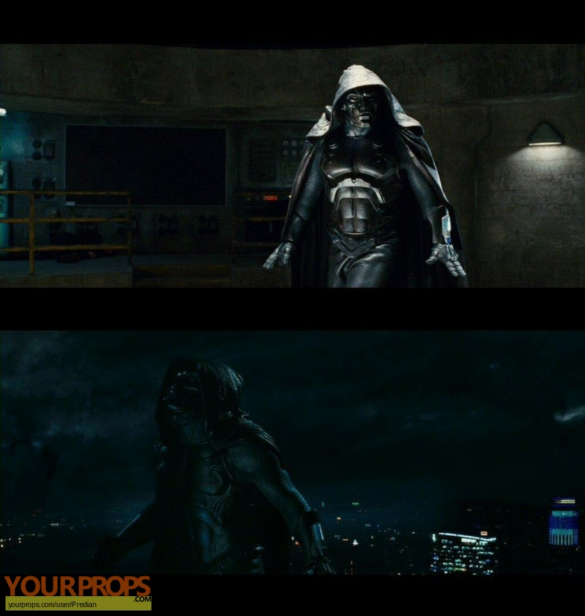 Fantastic Four - Rise of the Silver Surfer original movie costume